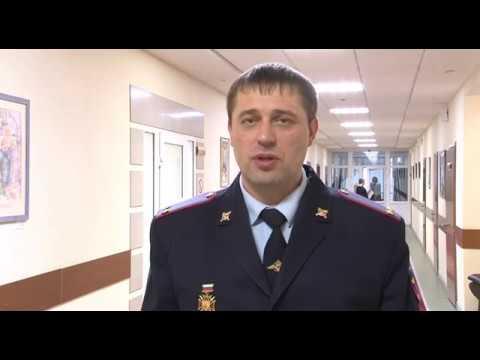 Виталий Афонченко - зам. начальника полиции по охране общественного порядка ОМВД России по г.Мегиону