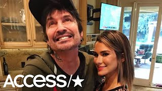 Tommy Lee Marries Social Media Star Brittany Furlan On Valentine's Day | Access