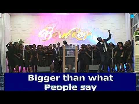 Bigger- Tim Godfrey