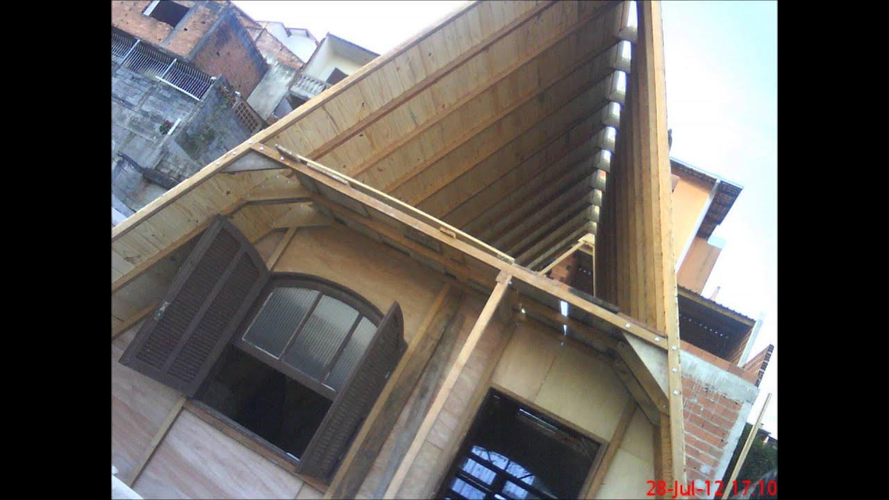 Projeto de Construção de um Chalé de Madeira   #887043 1440x1080