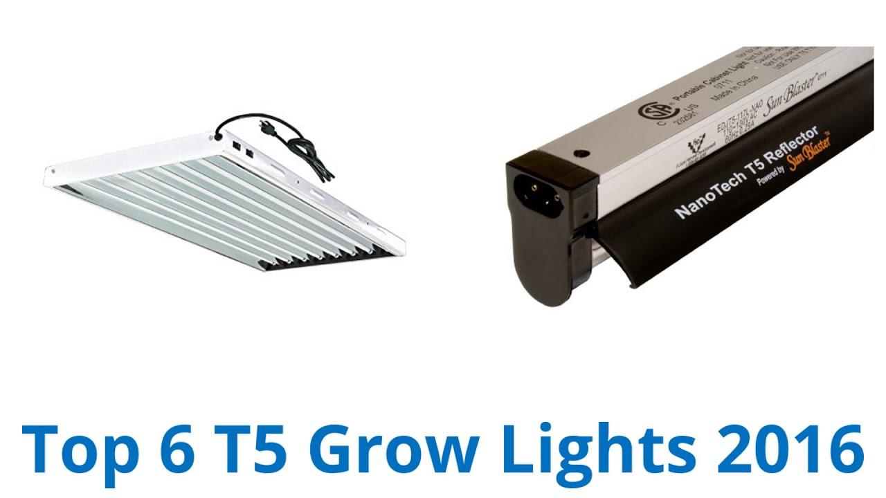 6 best t5 grow lights