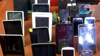 Basura Tecnologica Moviles para reciclar reutilizar | Basura electrónica
