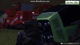 Repeat youtube video Farming Simulator 2013 Récolte de Pommes de terres