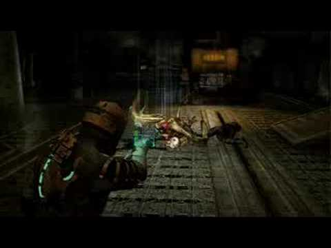 Dead Space Dev Trailer #4 Strategic Dismemberment