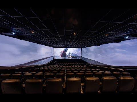 Latest News: Cineworld ScreenX Cinema Has Arrived!