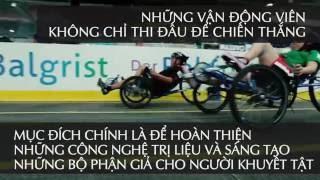 the van hoi cybathlon 2016