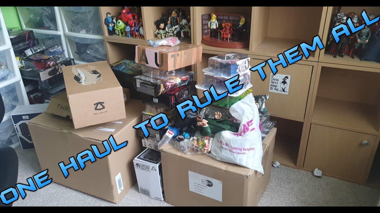 """Download TOY HAUL - This is the biggest HAUL I've ever done!! """"Haul To Rule Them All"""""""