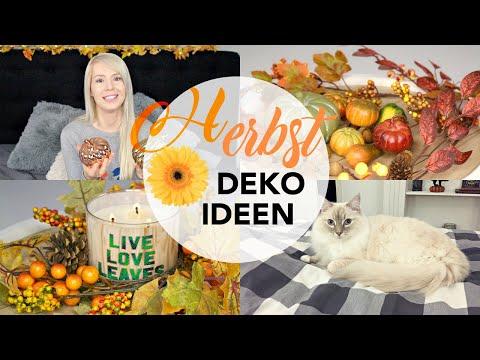 HERBST DEKO HAUL 2018
