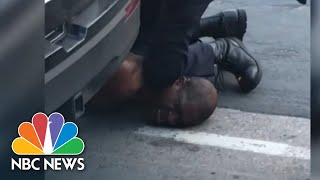 Minneapolis Officers Fired After Death Of Man Who Pled For Air | NBC Nightly News