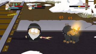 Nazi Zombie Cows! South Park: The Stick of Truth Walkthrough Part 8(PS3/XBOX 360/PC)