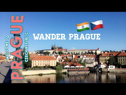 How to Travel Around PRAGUE in Just 5,000 Rupees ? Tips to Travel , Hotels , flights