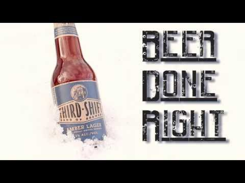 Third Shift Lager Commercial 1
