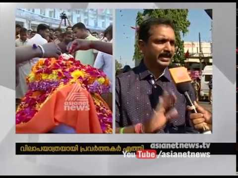 K Surendran responds on the Political murder at Kannur