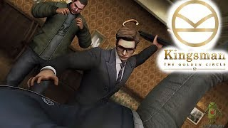 KINGSMAN : THE GOLDEN CIRCLE - GAMEPLAY ( iOS / Android )