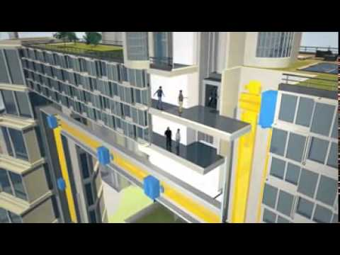 Paternoster Lifts: Cyclic Chain Elevators With No Buttons