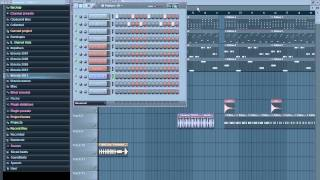 Remake Travesuras Nicky Jam+FLP By. Wenze El Genio Musical - Criminal Records Company