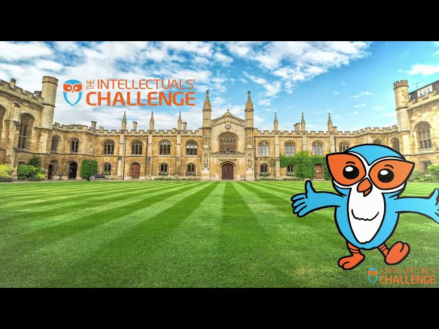 Memories of Owlypia-TIC2018 at the University of Cambridge