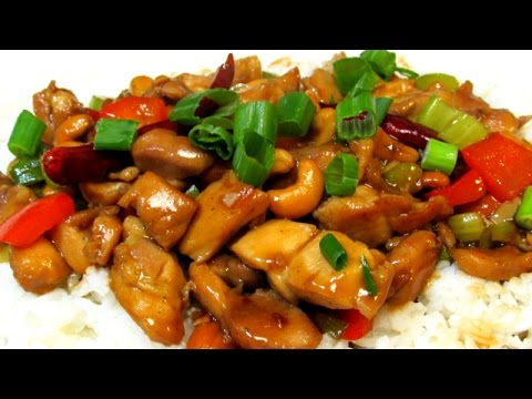 Cashew Chicken Recipe Chicken Cashews Chinese Food Recipe