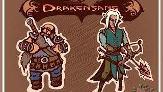 Обзор игры Drakensang   'The Dark Eye'