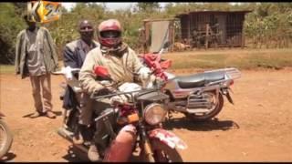 Kufa Kupona: Usafiri hatari kwa usalama huko Meru