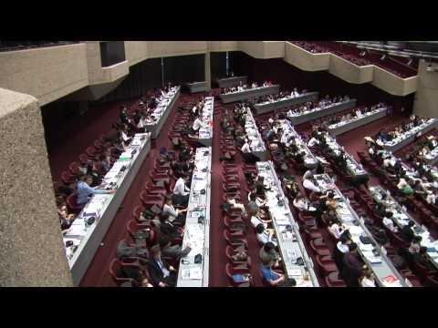 SUN Assemblée générale 12.01.2011