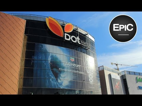 DOT Baires Shopping - Buenos Aires, Argentina (HD)