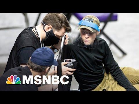 Bizarre Excuse Behind Cuckoo GOP-Led Vote Audit   Rachel Maddow   MSNBC