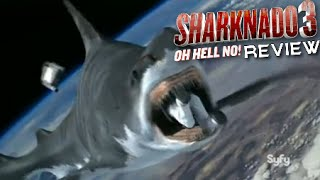 SHARKNADO 3 Oh Hell No Movie Review