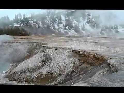 Yellowstone September 2016