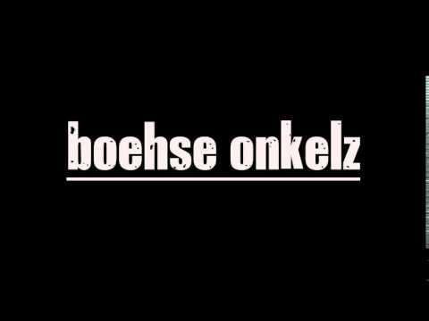 Böhse Onkelz - Erkennen sie die Melodie |+Text