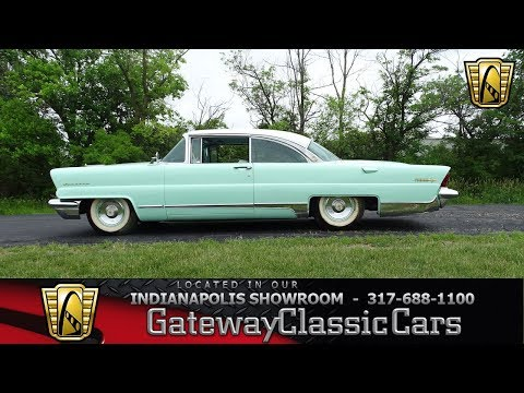 1956 Lincoln Premier Stock #1052-NDY