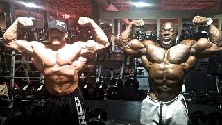 Repeat youtube video bicep workout kali muscle marc lobliner dana