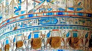Ancient Egyptian artists innovations in architect and arts