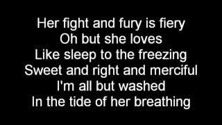 Hozier - Cherry Wine (Lyrics)