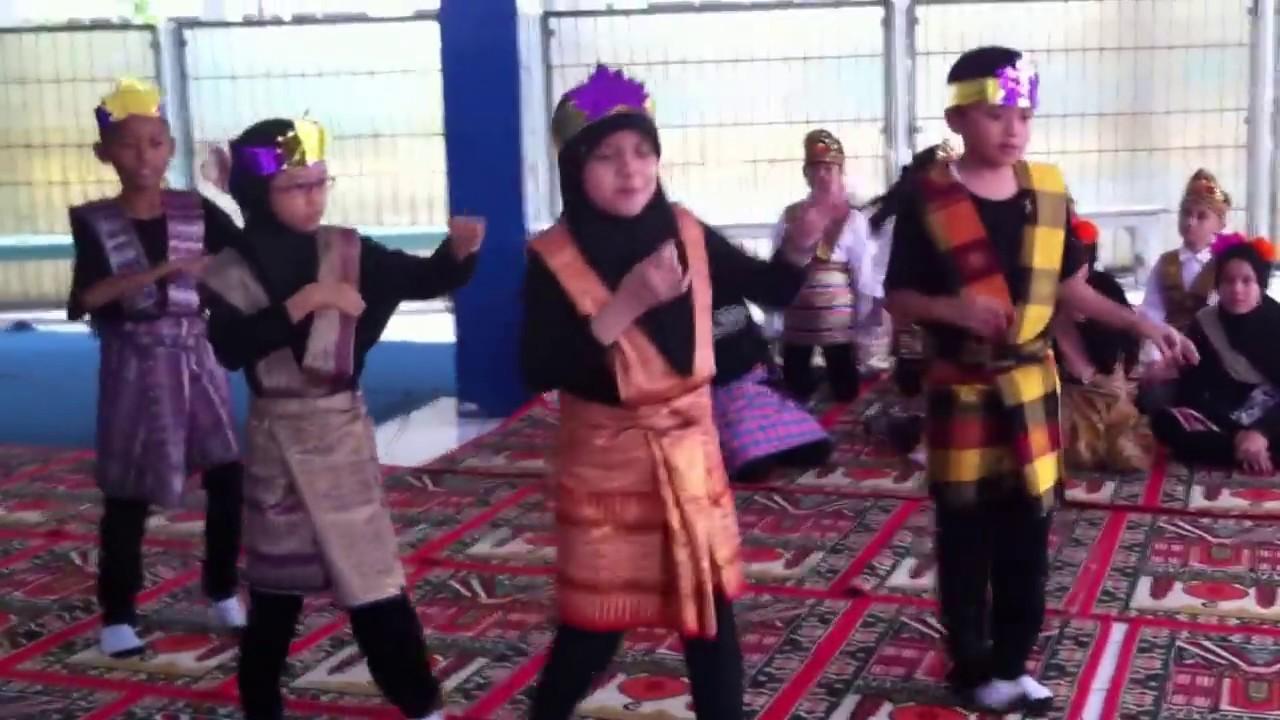 Tari Kreasi Bungong Jeumpa Youtube