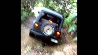 Jeep Wrangler 4.0 Nz Offroad (stock)