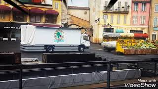 Moteur Action à Disneyland Paris 2018
