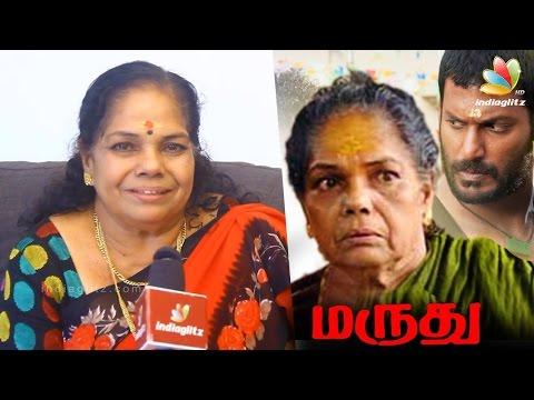 """I'm proud everyone called me Manorama"" - Kulappulli Leela aka 'Maruthu Paati' Interview"