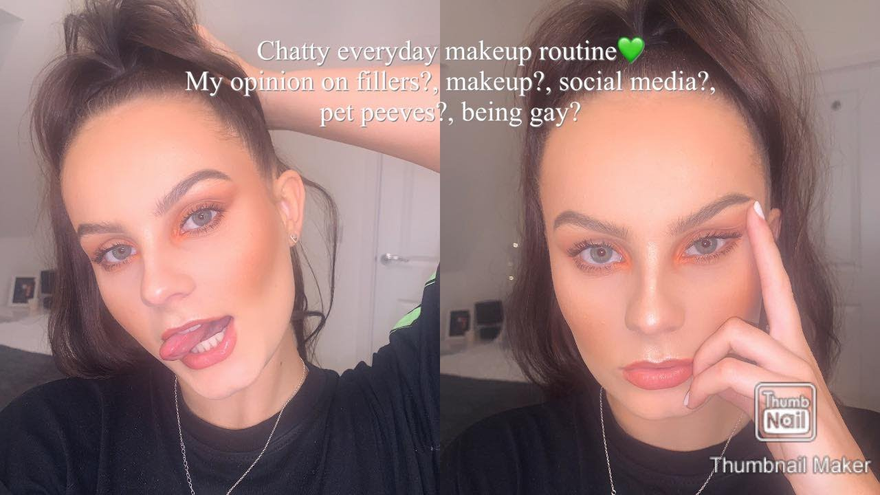 Chatty Everyday Makeup Routine Grwm Juicy Topics Youtube {email:email address invalid,url:website address invalid,required:required field missing}. youtube