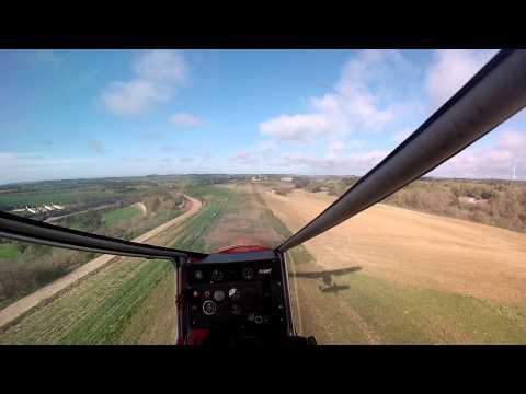 Enlairament i aterratge CGS Hawk Classic