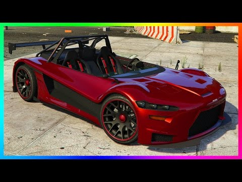 GTA ONLINE NEW DLC VEHICLE RELEASED - HIJAK RUSTON SPORTS CAR, GTA 5 CONTENT UPDATE FEATURES & MORE!