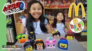 Lego Movie 2 Mcdonalds Happy Meal Toys Complete Set 2019 February Philippines