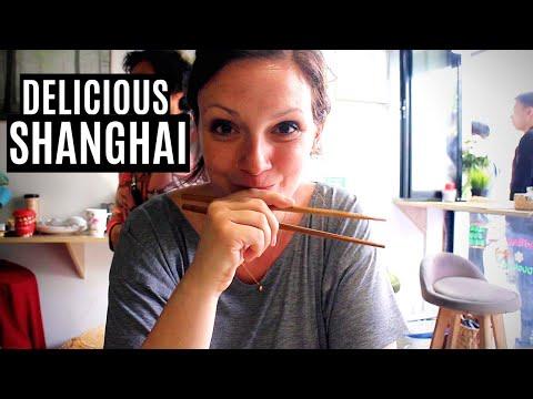 Fabulous SHANGHAI - Vegan in China