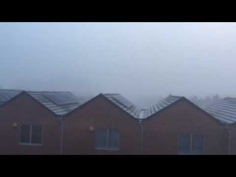 Heavy Fog in London