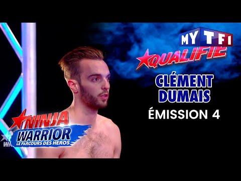 Clément Dumais recordman de Ninja Warrior ?