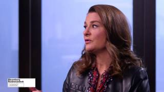 Melinda Gates: Mobile Banking Is Game-Changer for Poor