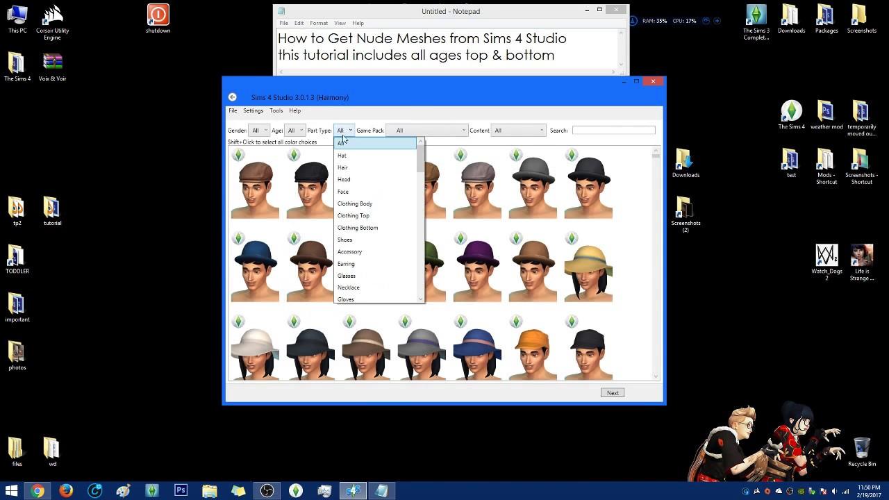 Sims nackt tool download pics 38