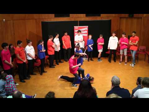 Theatresports Youth Programme
