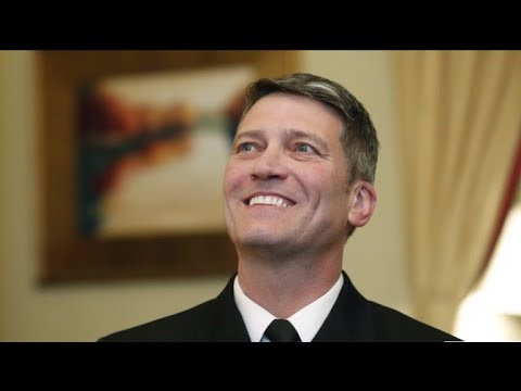Ronny Jackson facing new allegations of workplace misconduct