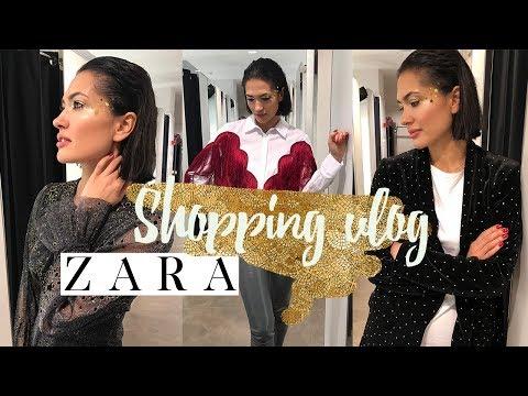 Шопинг Влог | Zara | Новинки | Тренды 2018